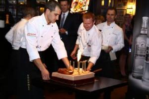6th Birthday of GOODMAN steak house!