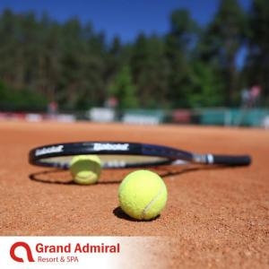Grand Admiral Resort & SPA: Sport-weekend (01.07 - 02.07)