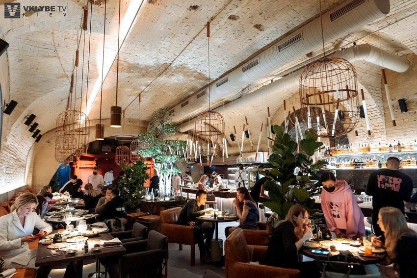 Virgin Izakaya - Asian restaurants in Kiev